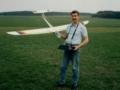 1992 Erstflug Graupner Chili Herbert Kolb