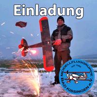 Einladung An und Abfliegen 2016